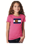 Bark & Wag Colorado Girls T-Shirt