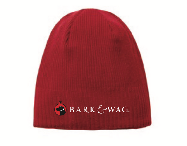 Bark & Wag Embroidered Beanie