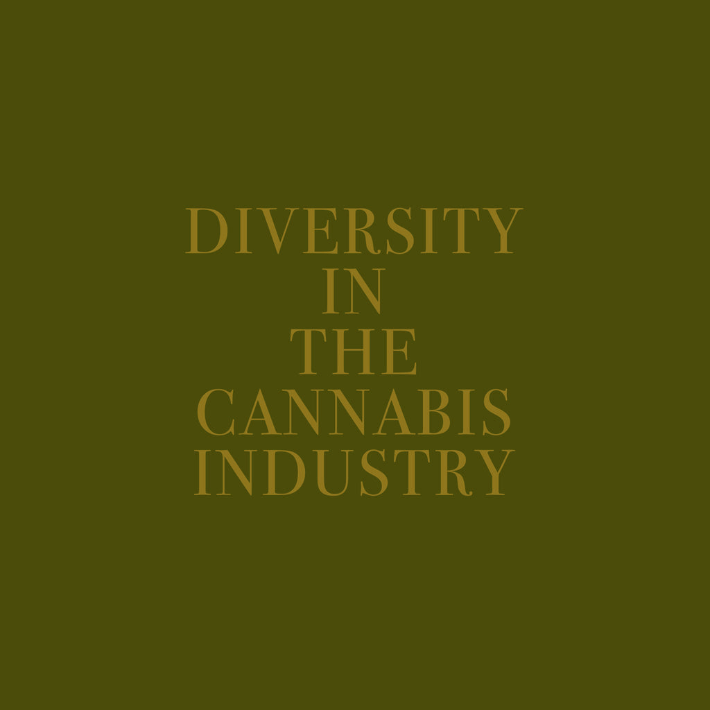 Diversity in the Cannabis Industry