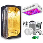The Complete Grow Tent Kit by MasterGrow