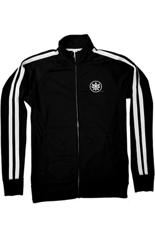 White Lotus Track Jacket