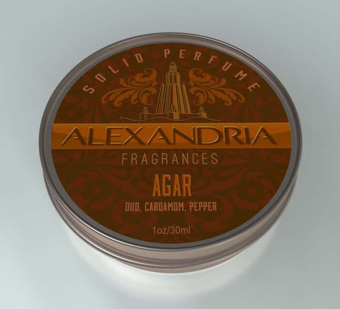Agar (Solid Fragrance)