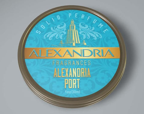 Alexandria Port (Solid Fragrance)