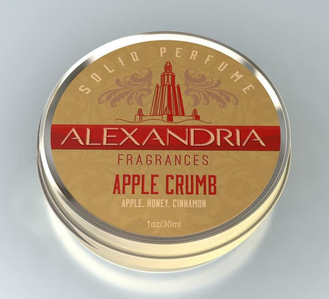 Apple Crumb (Solid Fragrance)