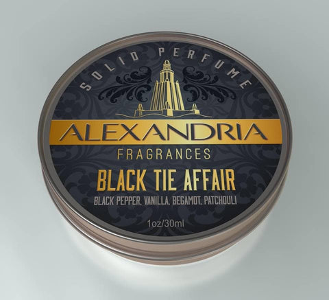 Black Tie Affair (Solid Fragrance)