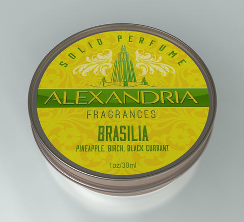 Brasilia (Solid Fragrance)