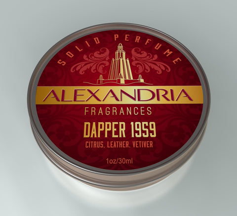 Dapper 1959 (Solid Fragrance)