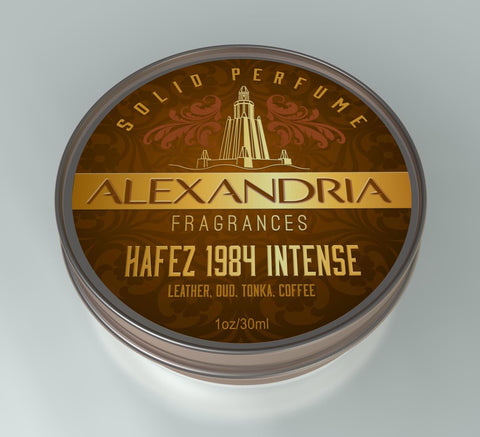 Hafez 1984 Intense (Solid Fragrance)