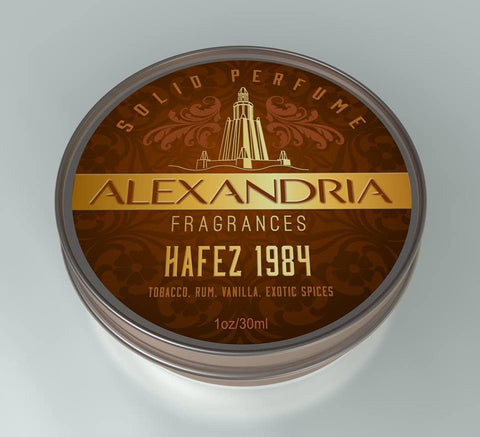 Hafez 1984 (Solid Fragrance)