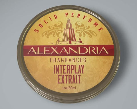 Interplay Extrait (Solid Fragrance)