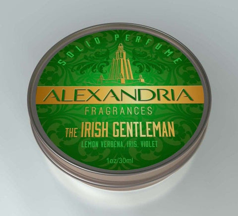 The Irish Gentleman (Solid Fragrance)