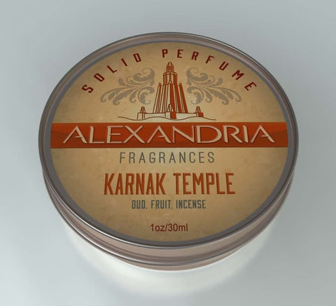 Karnak Temple (Solid Fragrance)