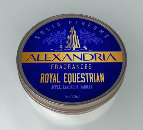 Royal Equestrian (Solid Fragrance)