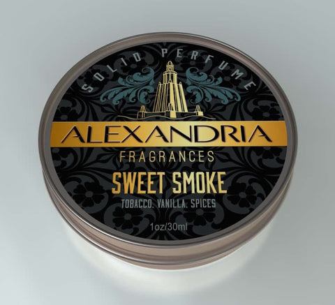 Sweet Smoke (Solid Fragrance)