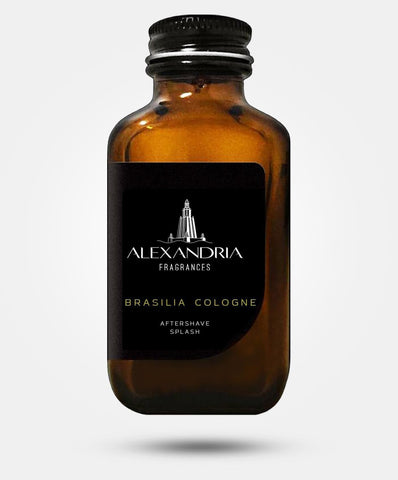 Brasilia Cologne - Aftershave Splash