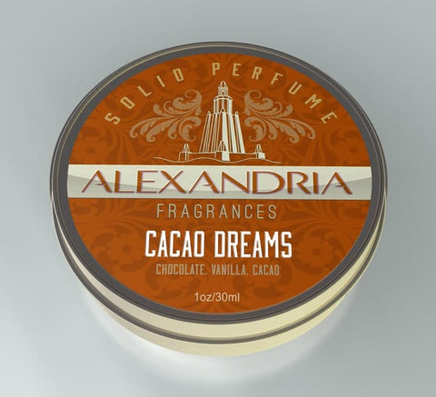 Cacao Dreams (Solid Fragrance)