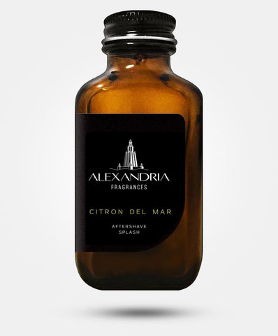 Citron Del Mar - Aftershave Splash