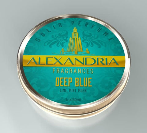 Deep Blue (Solid Fragrance)