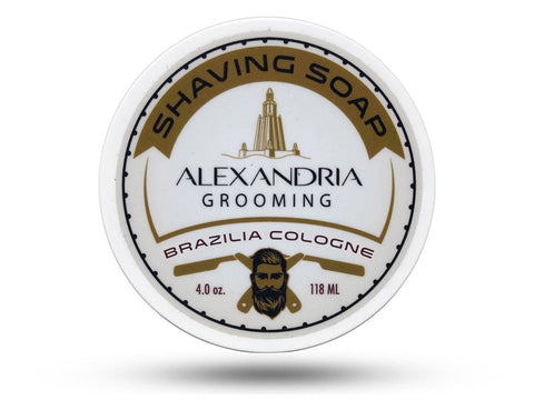 Brasilia cologne (Shaving Soap)