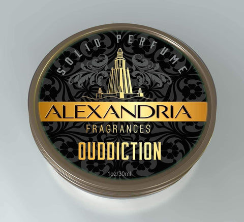 Ouddiction (Solid Fragrance)