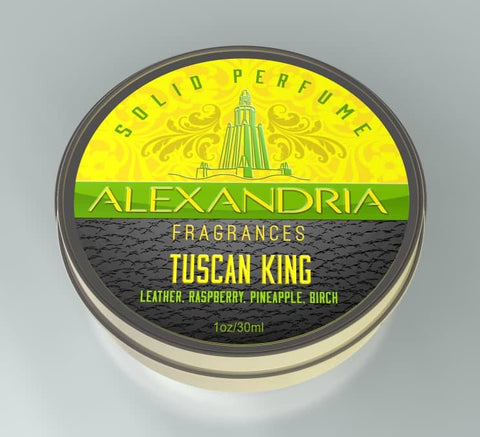 Tuscan King (Solid Fragrance)