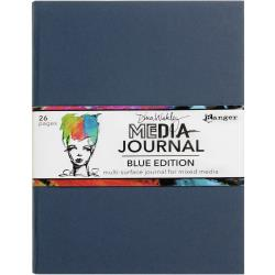 Dina Wakley Media - Art Journal New Blue Edition