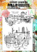 Aall & Create Rubber Stamps #114