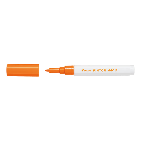 Pilot  Pintor Paint Marker Fine Tip - Orange