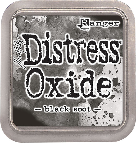 Tim Holtz Distress Oxide - Black Soot