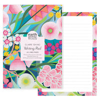 Earth Greetings - A5 Writing Pad - Native Medley