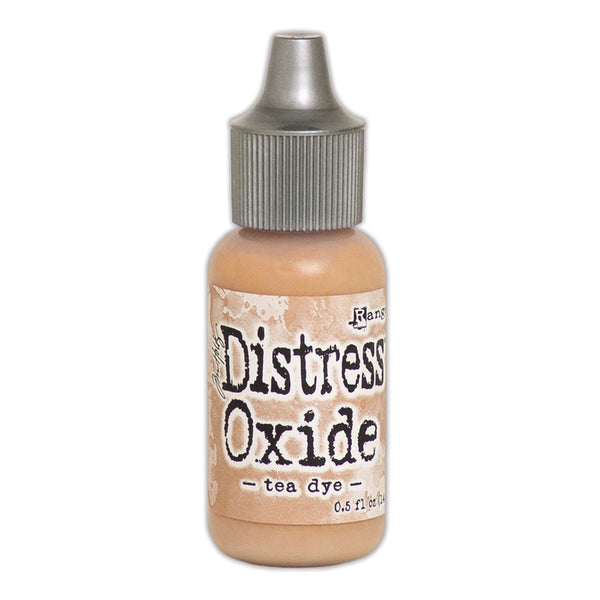 Distress Oxide Reinker - Tea Dye