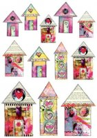 ScrapFX Happy Houses MINI by Michelle Logan