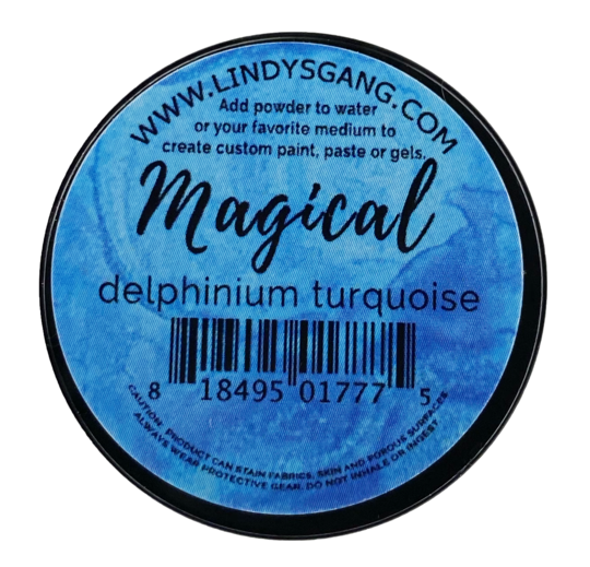 Lindys Magical - Delphinium Turquoise Magical