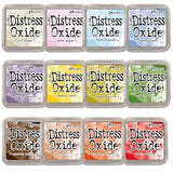Tim Holtz Distress Oxide - Scattered Straw