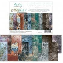 MINTAY BY KAROLA 6 X 8 GRUNGE - ELEMENTS FOR PRECISE CUT
