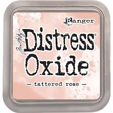 Tim Holtz Distress Oxide - Tattered Rose