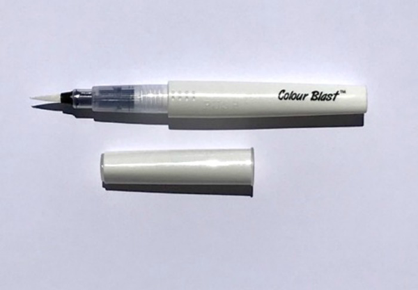 Colour Blast Clear Shimmer Pen