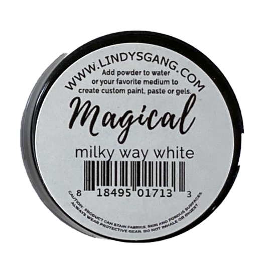 Lindy's Gang Magical - Milky Way White
