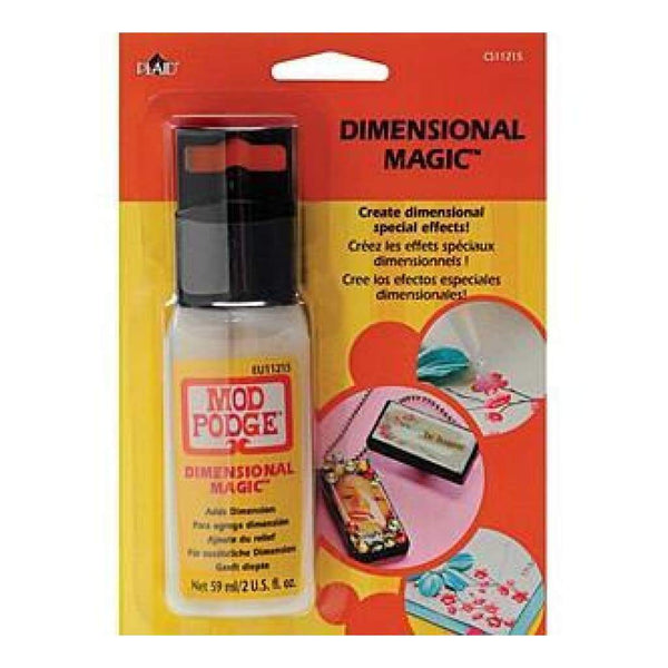 Mod Podge Dimensional Magic - 2 Ounces