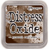 Tim Holtz Distress Oxide - Ground Espresso