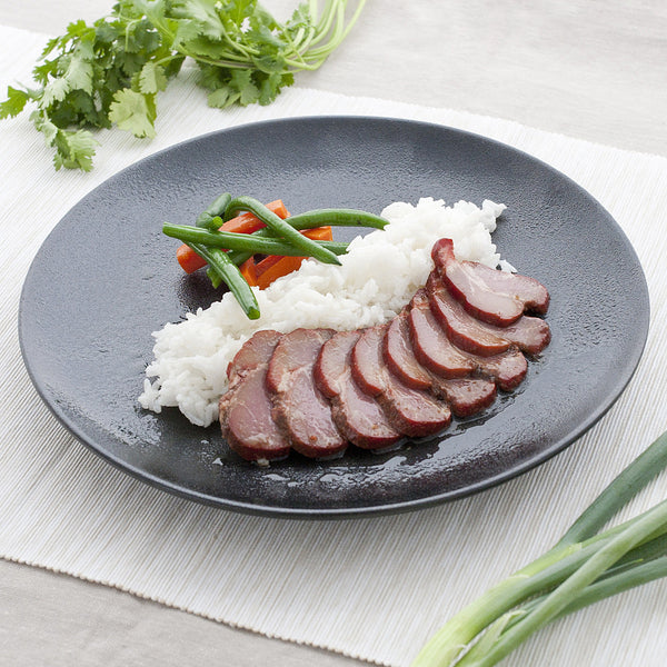 BBQ Pork with Rice