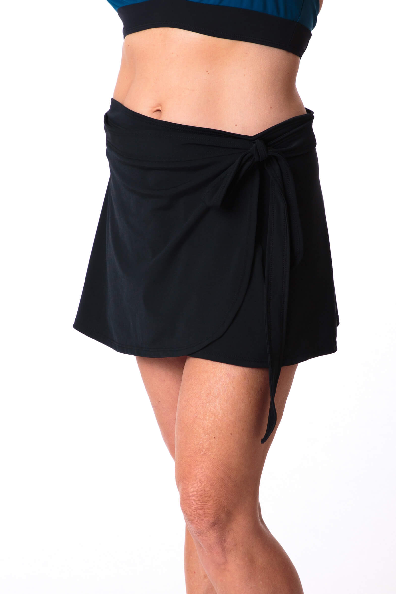 Mini-swim-skirt