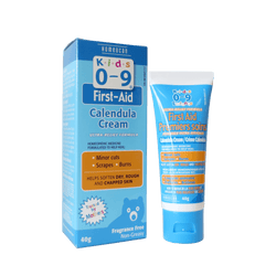 Homeocan Kids 0-9 First-Aid Calendula Cream - 40g