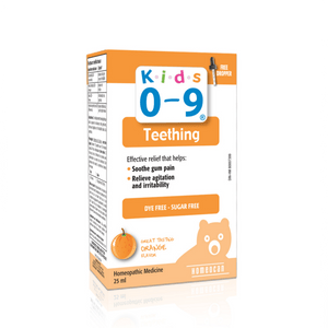Homeocan Kids 0-9 Teething - 25ml - fifibaby