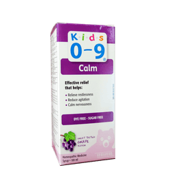 Homeocan Kids 0-9 Calm Syrup - 100 ml