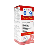 Homeocan Kids 0-9 Throat Ease Syrup - fifibaby