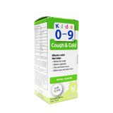 Homeocan Kids 0-9 Cough & Cold Syrup - fifibaby