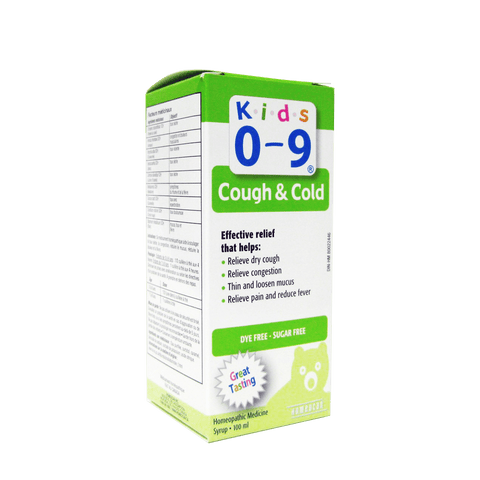 Homeocan Kids 0-9 Cough & Cold Syrup – fifibaby