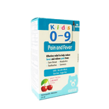 Homeocan Kids 0-9 Pain & Fever - 25 ml
