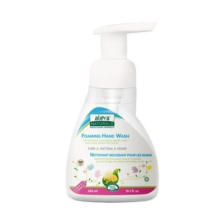 Aleva Naturals Foaming Hand Wash 300ml
